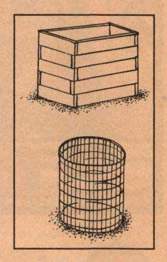 Založení kompostu