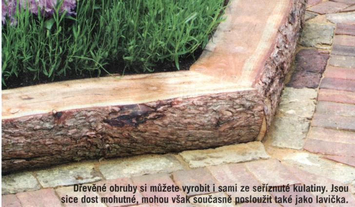 Dřevěné prvky palisada