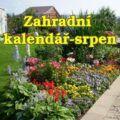 Srpen na zahradě