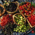 Zpracování a uchování jahod
